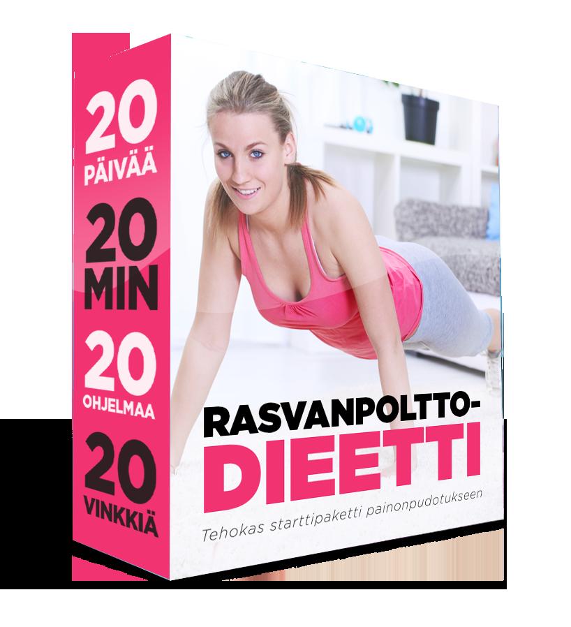 fitness treeniohjelma naisille