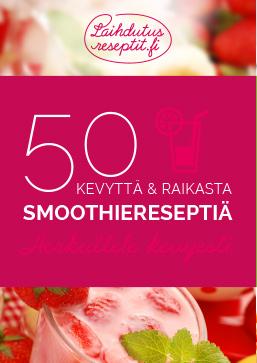 smoothie reseptikirja