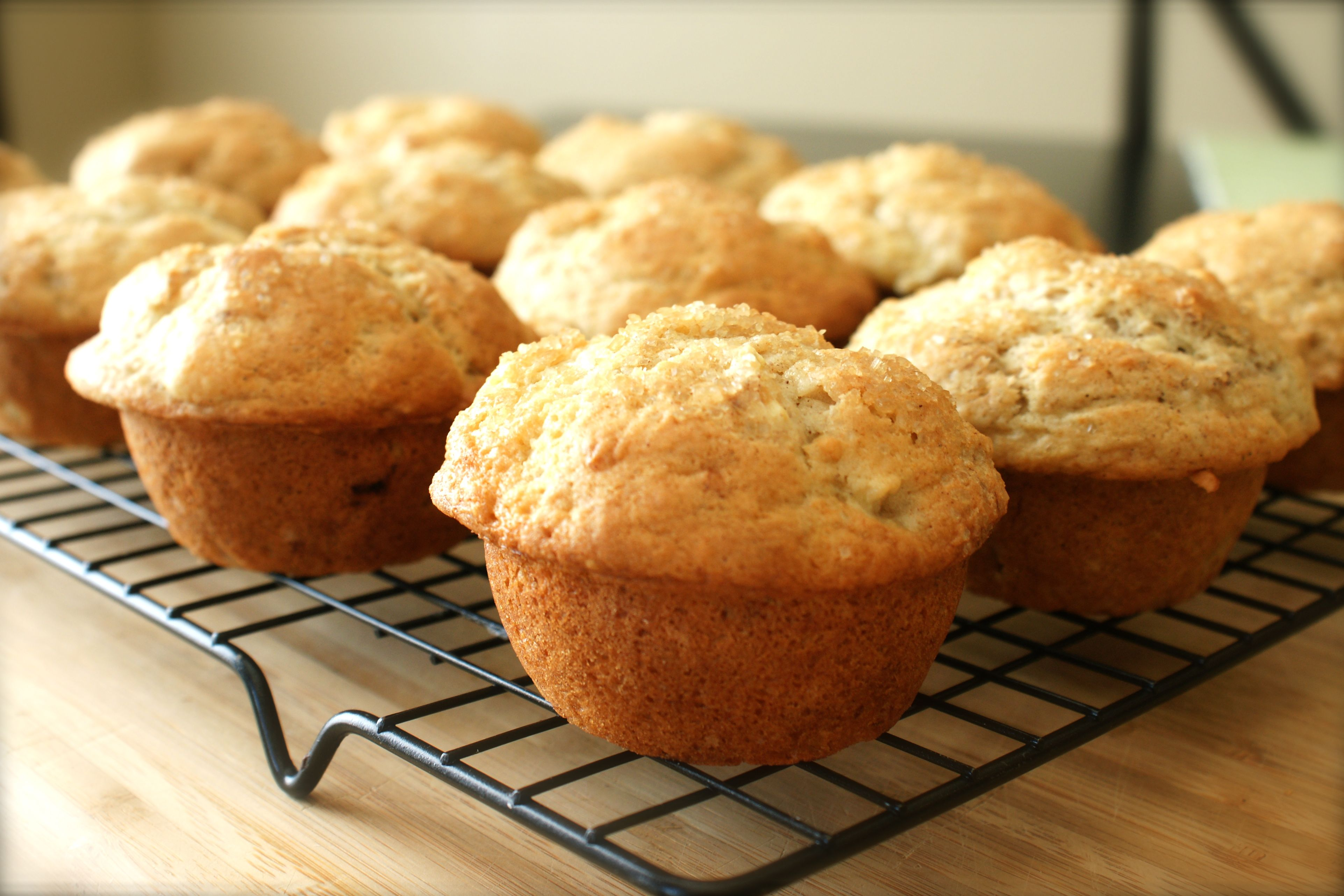 Sadan kalorin muffinit