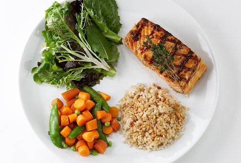 pudota painoa ilman nälkää