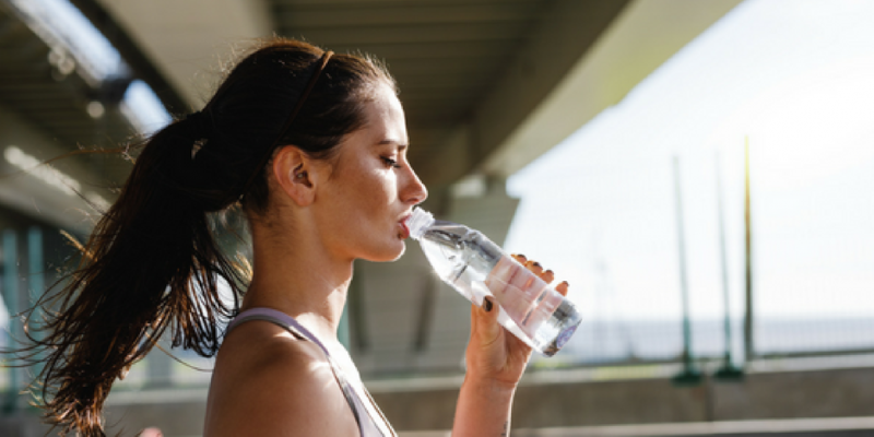 Voiko vettä juoda liikaa?