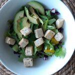 kaurapala yosaoast salaatti
