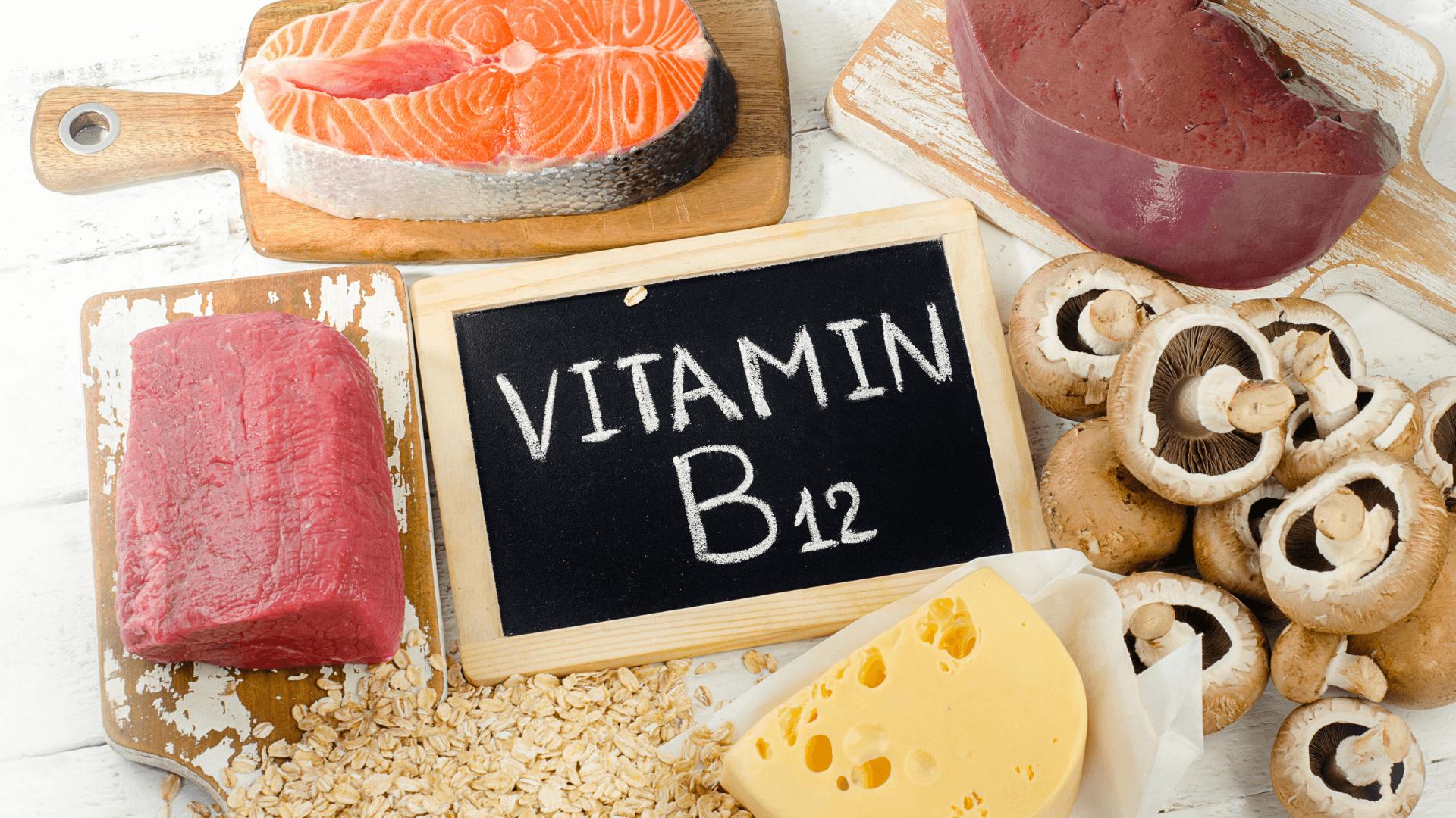 Saatko B12-vitamiinia riittävästi ruokavaliostasi?