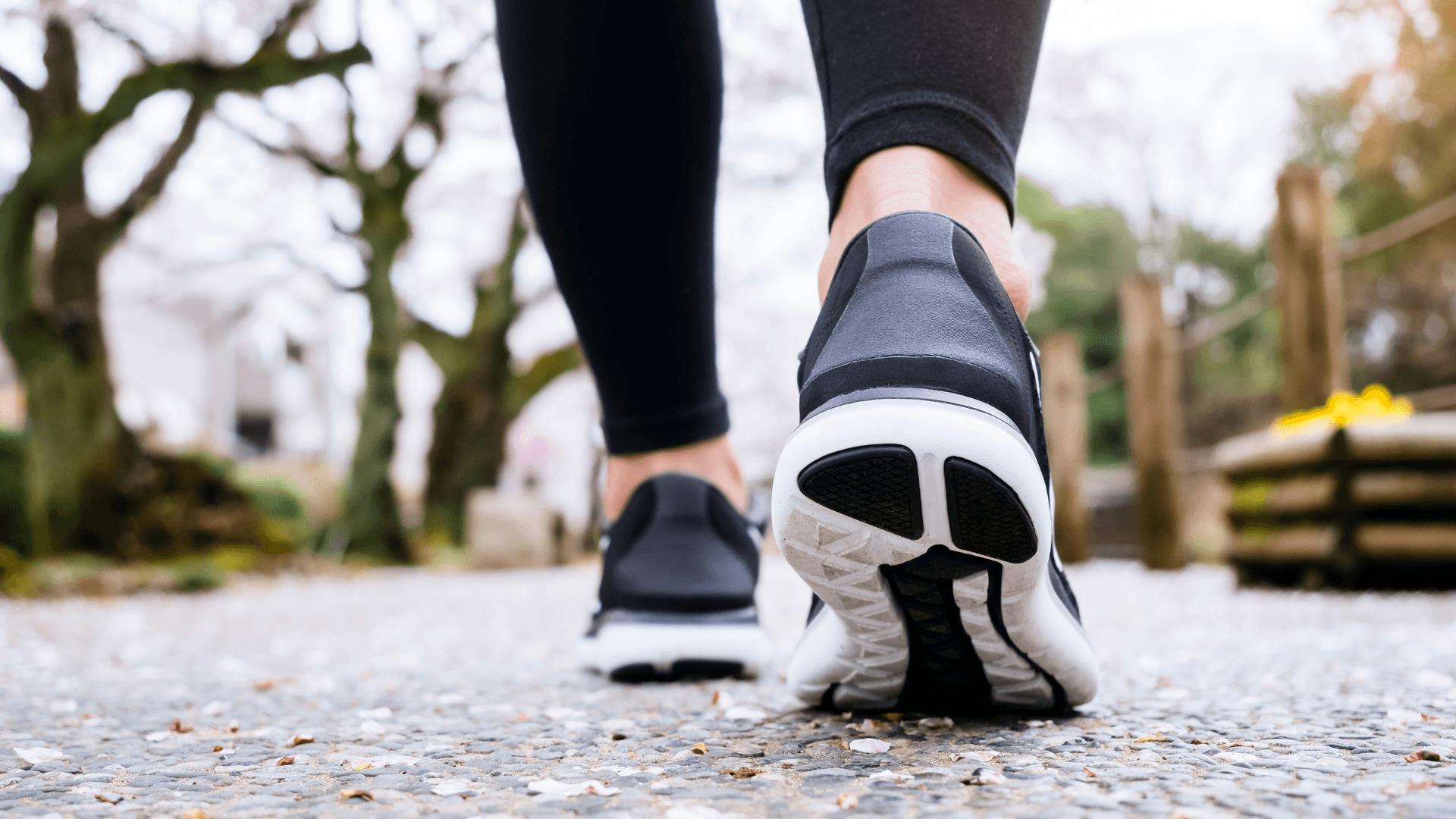 pudota painoa kävelemällä