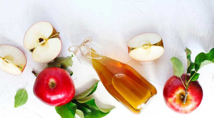 painonpudotus ja omenaviinietikka