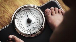 miksi paino ei laske