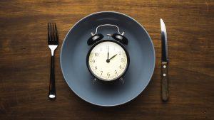 Säännöllinen ateriarytmi